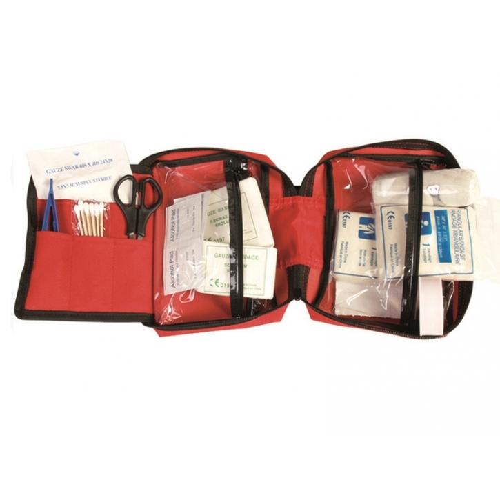 First Aid Kit Large - Rot - Erste Hilfe Set